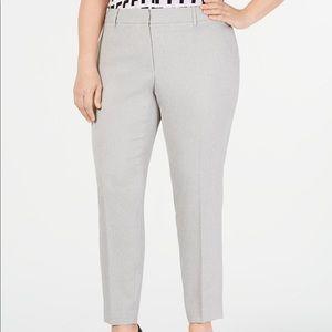 Calvin Klein Plus Size Pants NWT